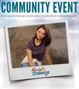 Rachel's Challenge Event