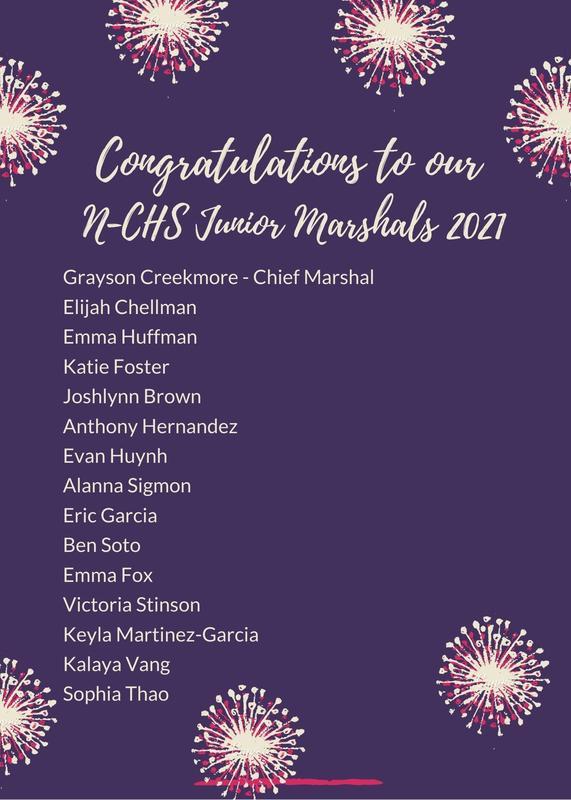 2021 Junior Marshals