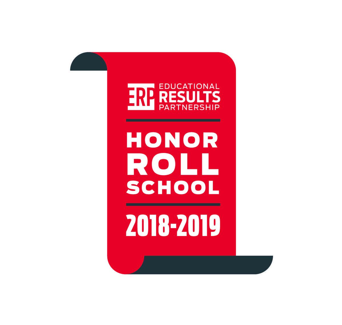 Honor Roll School 2018-2019