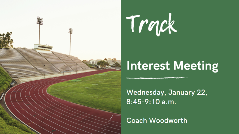 Track Interest Meeting Featured Photo