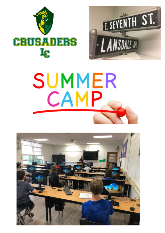 LC Summer Camps - REGISTER NOW Featured Photo