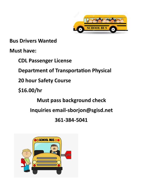 Bus Drivers Wanted! Featured Photo