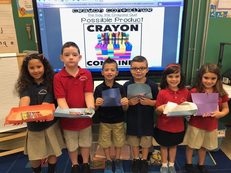 1st Grade News Thumbnail Image