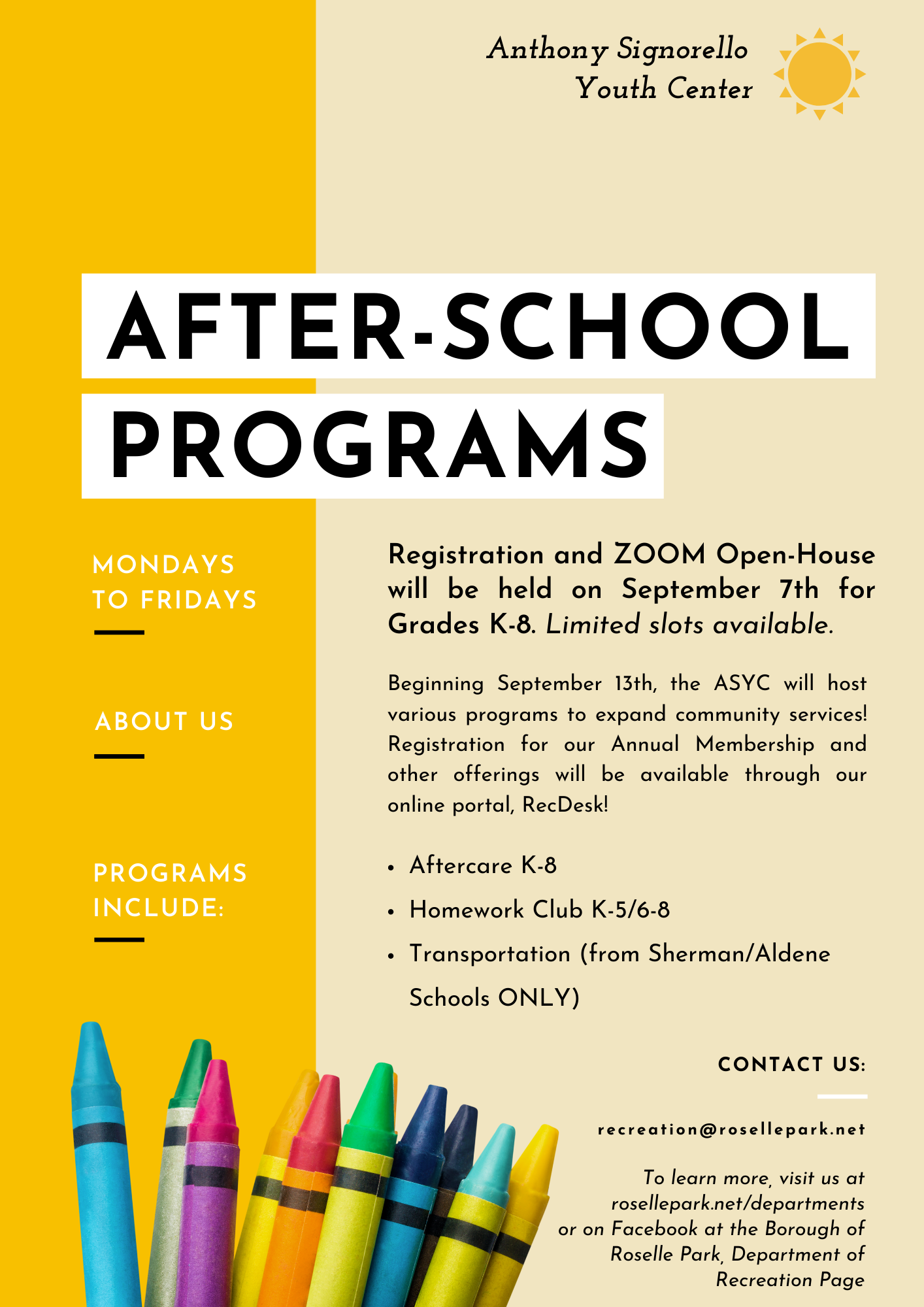 After-School Programs