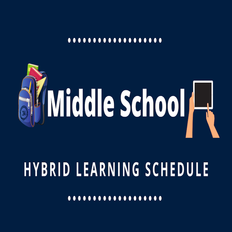 ATTENTION: Hybrid Bell Schedule begins MONDAY, MARCH 22 Featured Photo