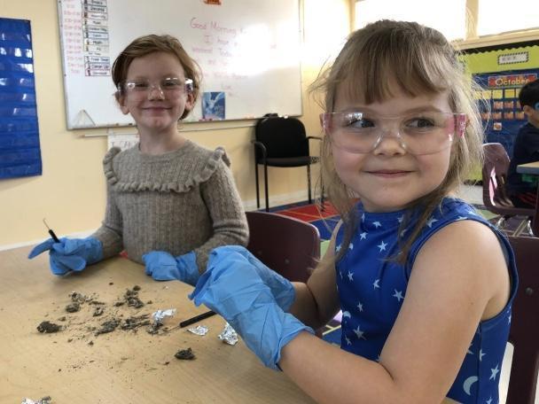 Kinder Science