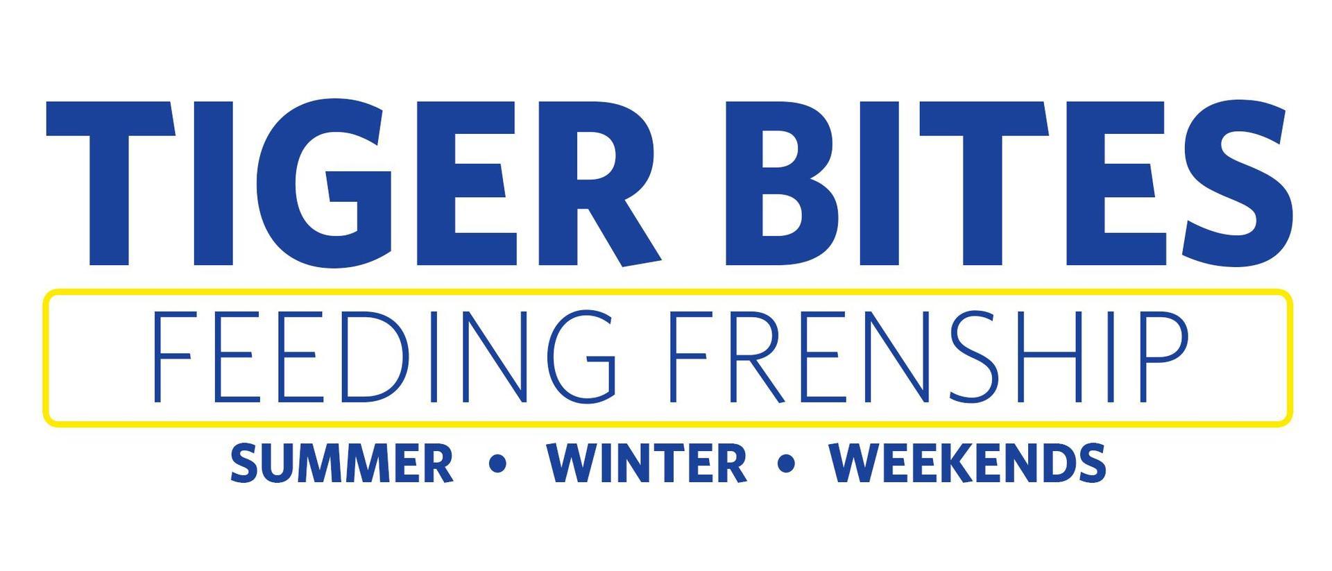 Tiger Bites program logo