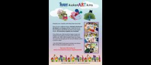Kick Start Art Flyer