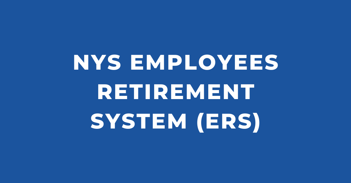 NYS Employees Retirement System