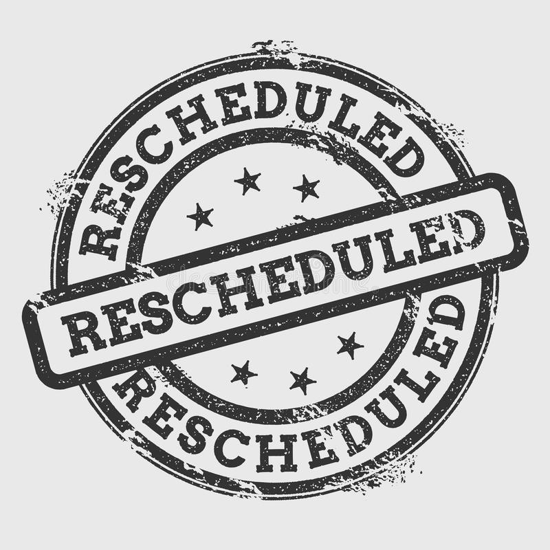 Workshop Rescheduled