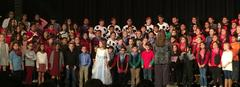4th & 5th grade Christmas Program