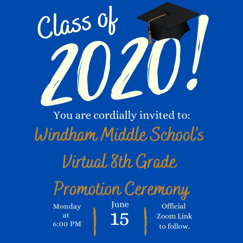 8th Grade Promotion Ceremony Thumbnail Image