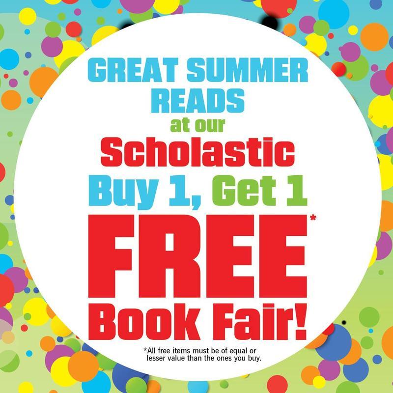 BOGO icon for book fair