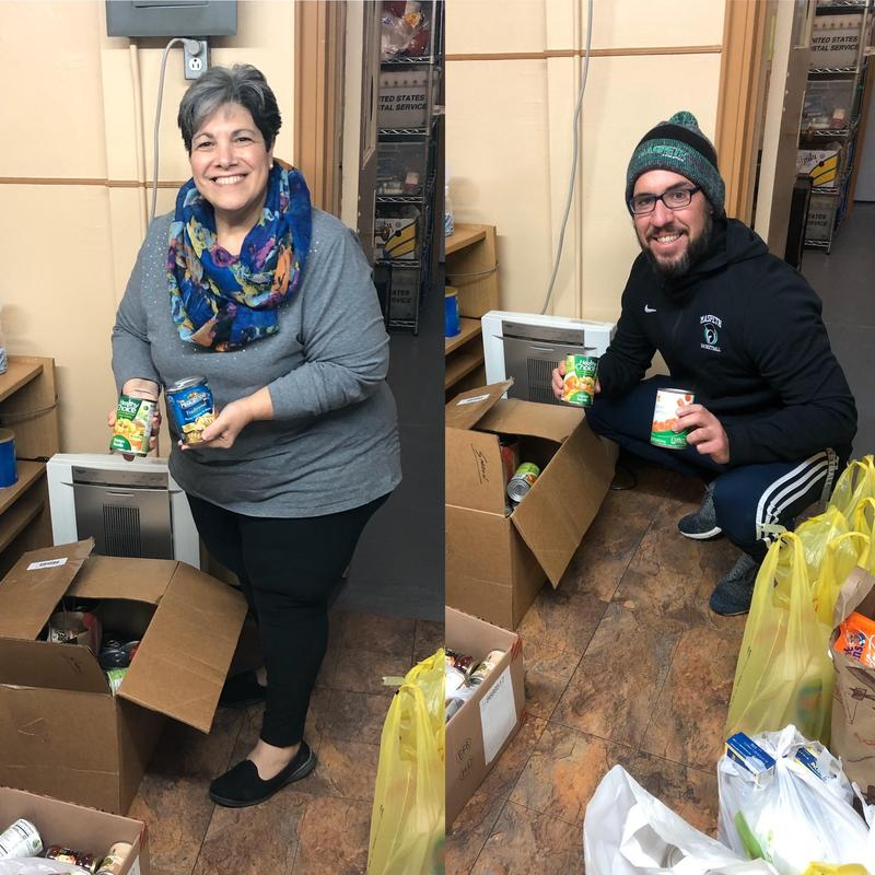 Maspeth High School Physical Education Department Gives Back To Community Featured Photo