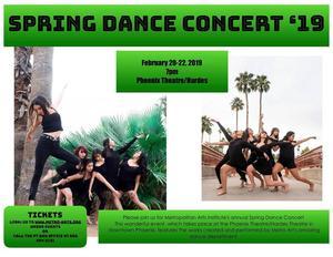 metro arts dance concert
