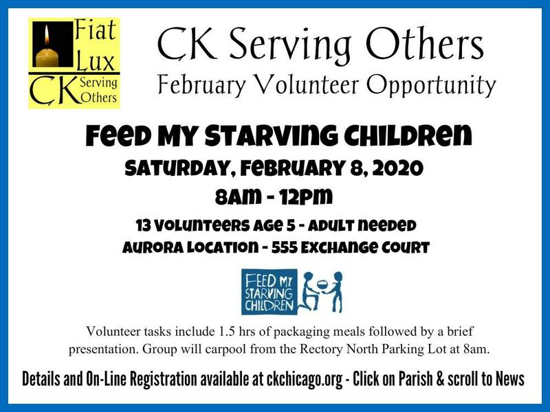 Fiat Lux - Feed My Starving Children Featured Photo
