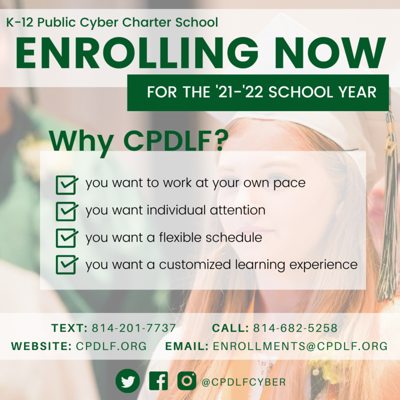 Enrolling Now for 2021-2022 School Year Featured Photo