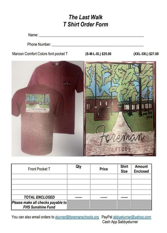 T-shirt image/order form