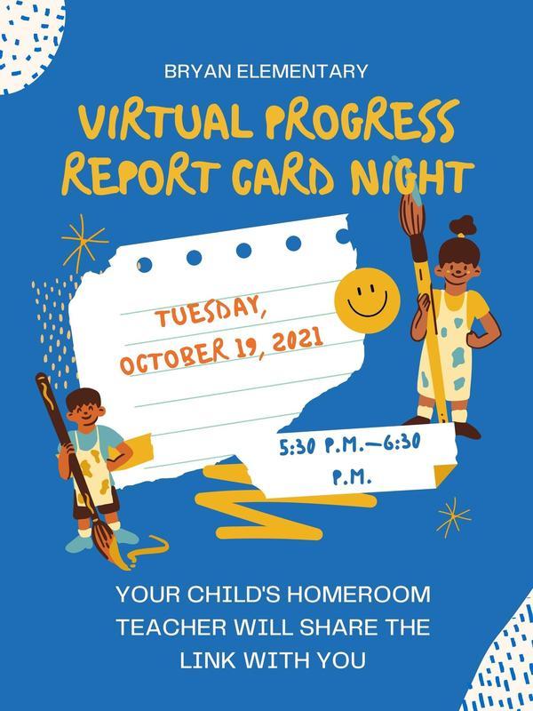 Virtual Progress Report Card Night Featured Photo