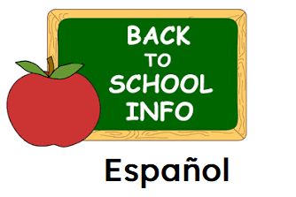 Back to School Spanish
