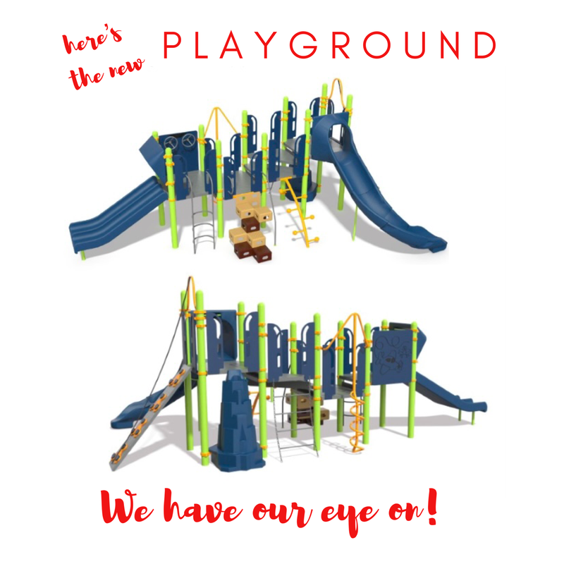 new PLAYGROUND at SES! Featured Photo
