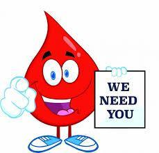 we need you blood drop character for blood drive