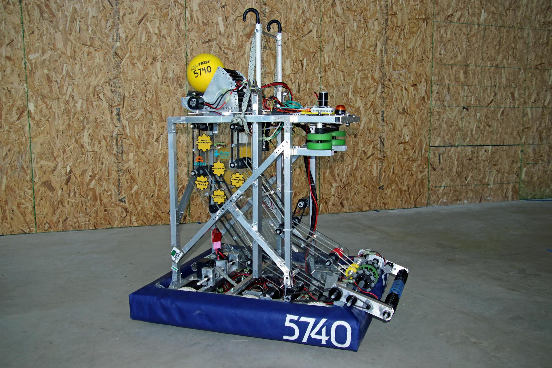 North Catholic Robotics STEM Program