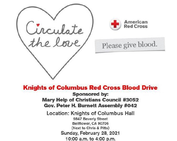 Red Cross Blood Drive Featured Photo