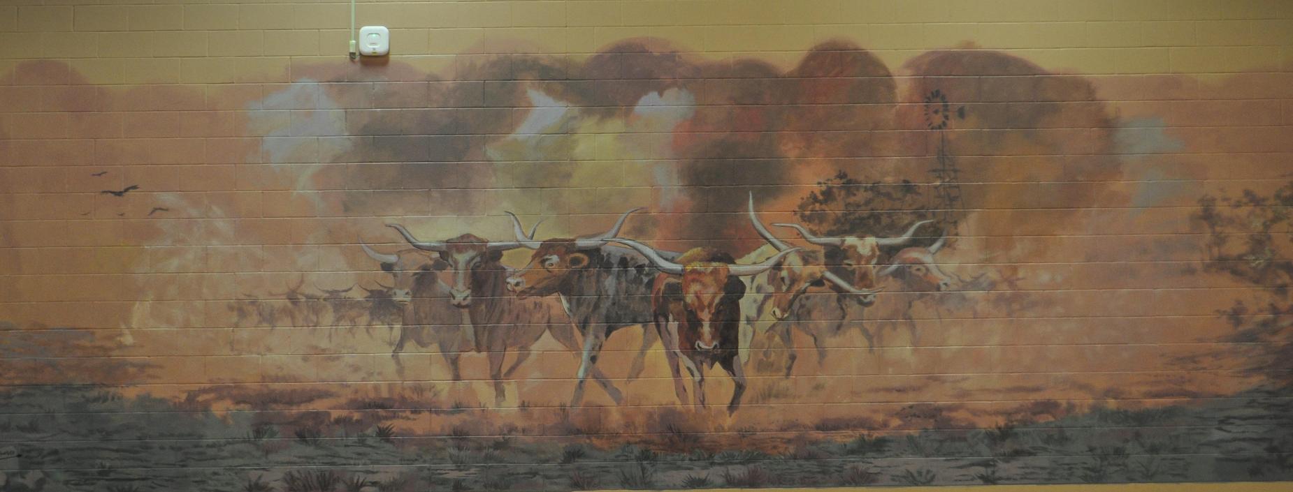 Brewster Longhorns
