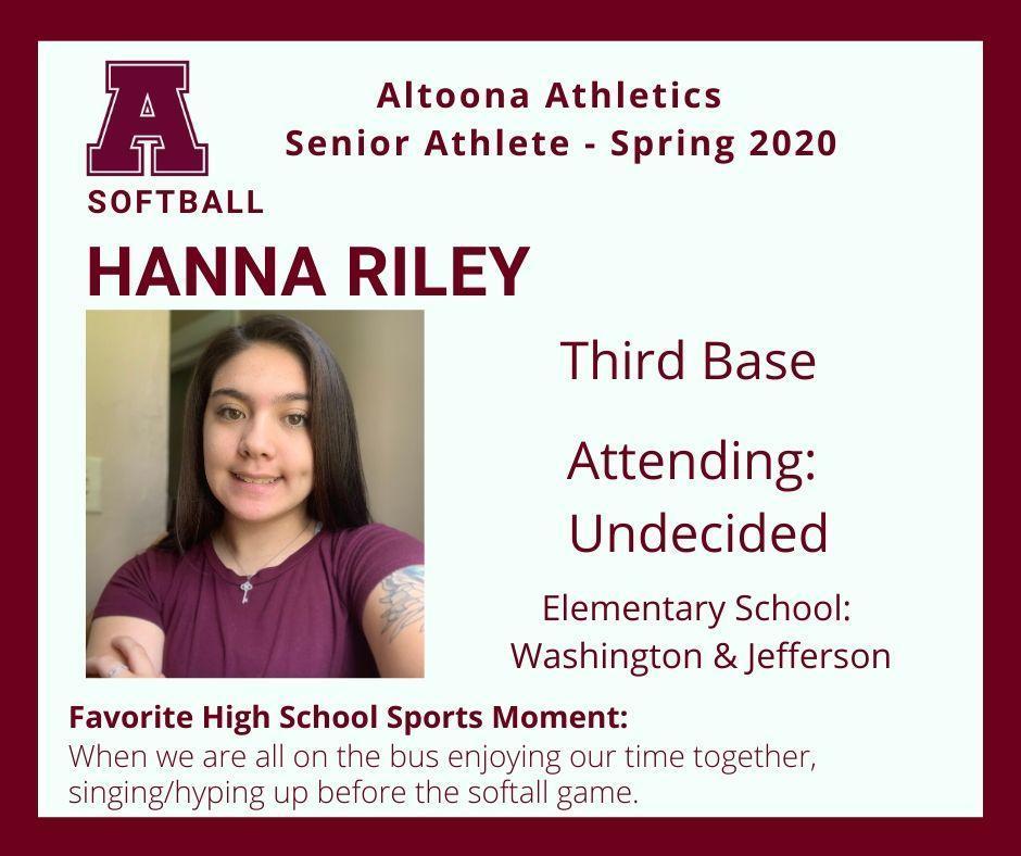 Hanna Riley