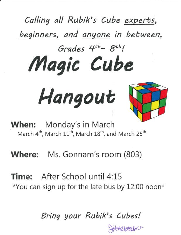 Magic Cube Hangout Thumbnail Image