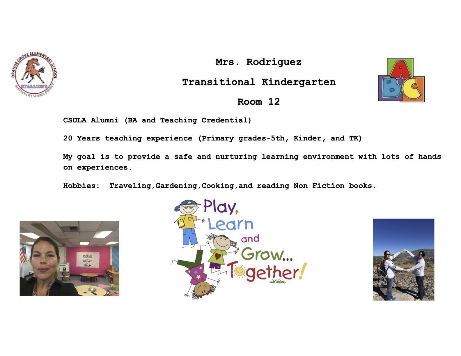 teacher flyer