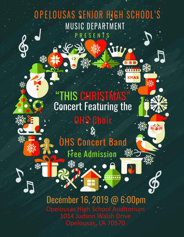 OHS Christmas Concert