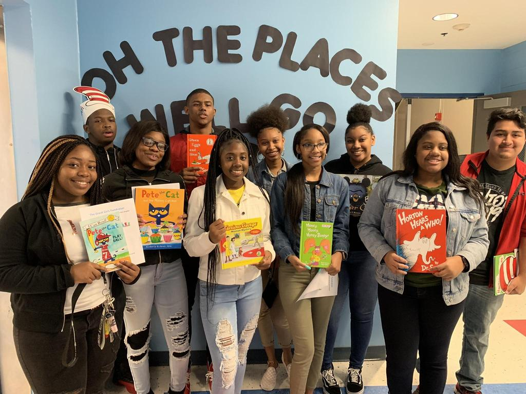 Read Across America 2019