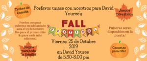 Fall Fest Spanish