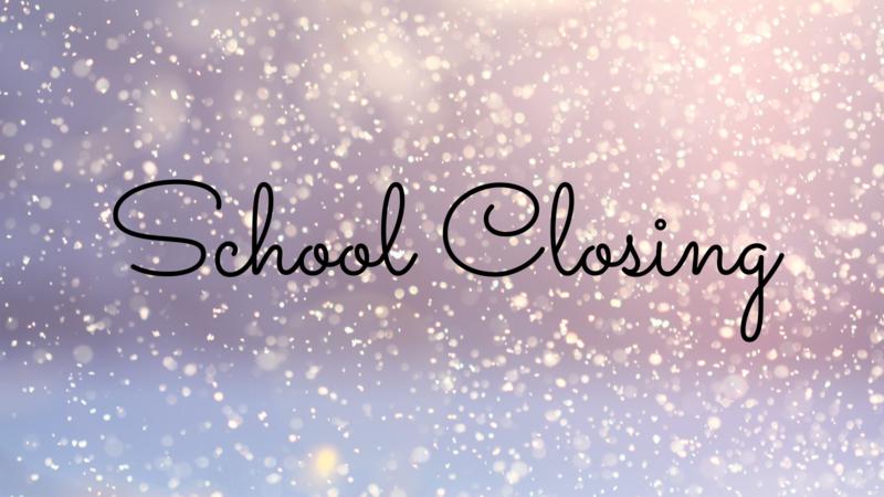 school closing