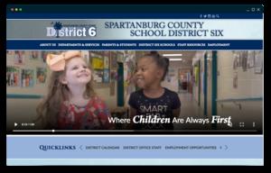 Spartanburg homepage
