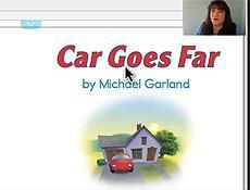 "Barb Williams reads ""Car Goes Far"" by Michael Garland"