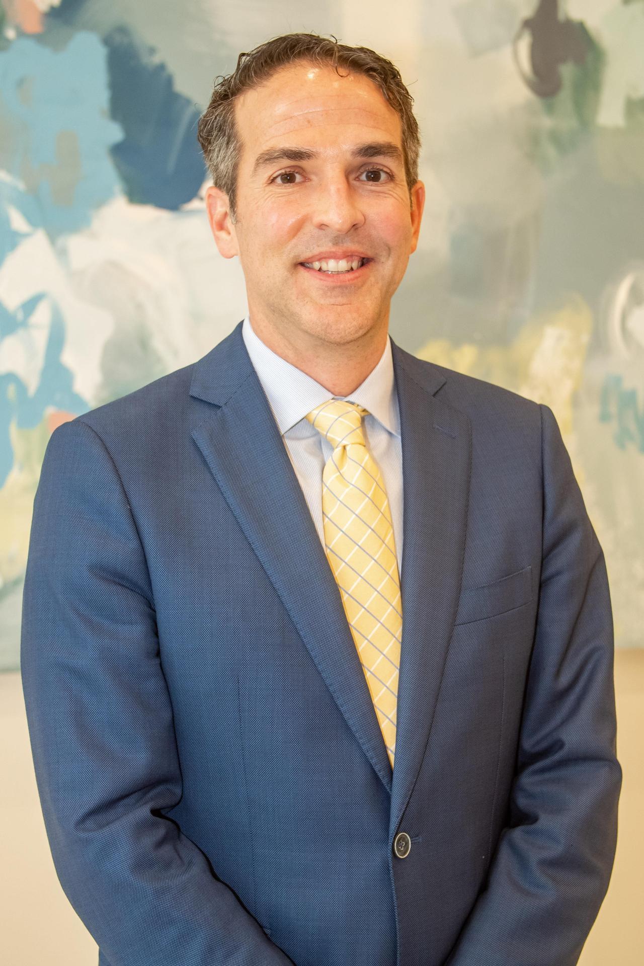 Board President Tom Sharpe