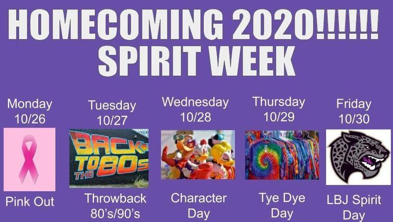 Spirit Week! Featured Photo