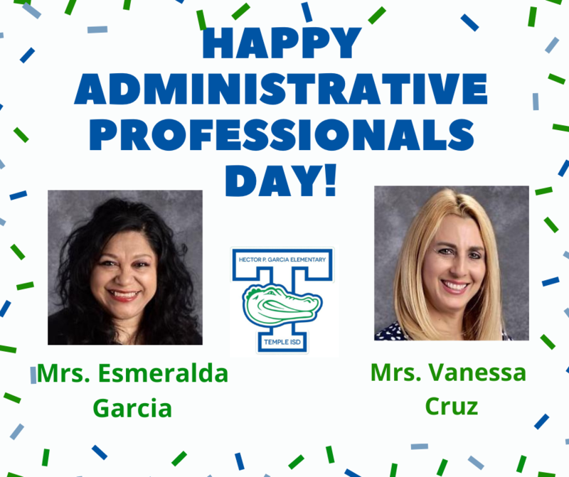 Happy Administrative Professionals Day! Featured Photo