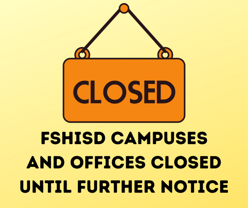 FSHISD Closed image