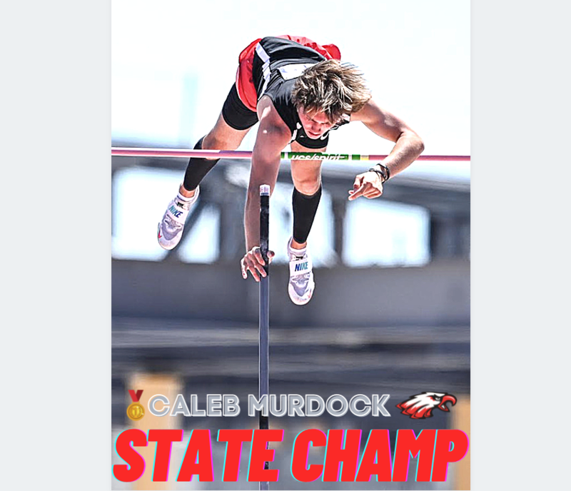 Murdock Wins Gold, Lady Eagles Produce Two Third-Place Finishes Thumbnail Image