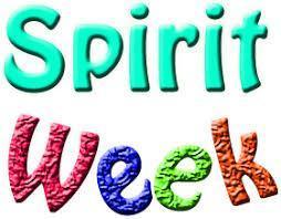 SPIRIT WEEK DEC. 17TH-21ST Featured Photo