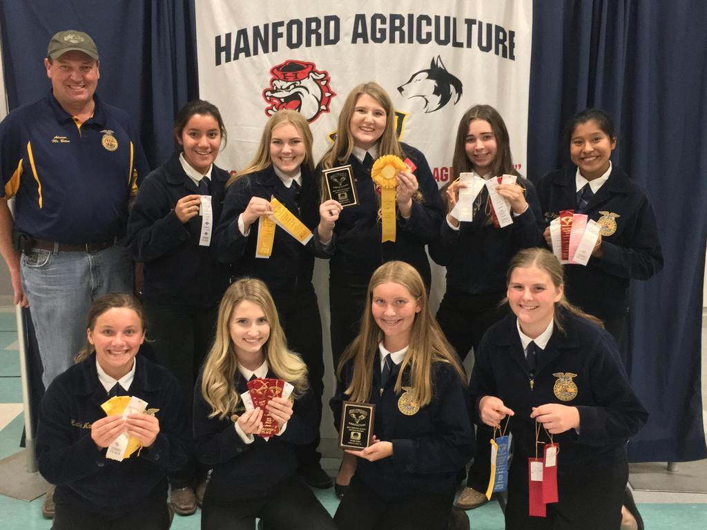 Hanford Cotton Contest