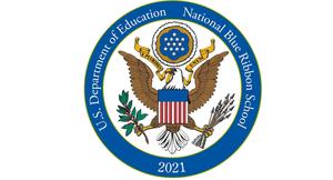 National Blue Ribbon School logo