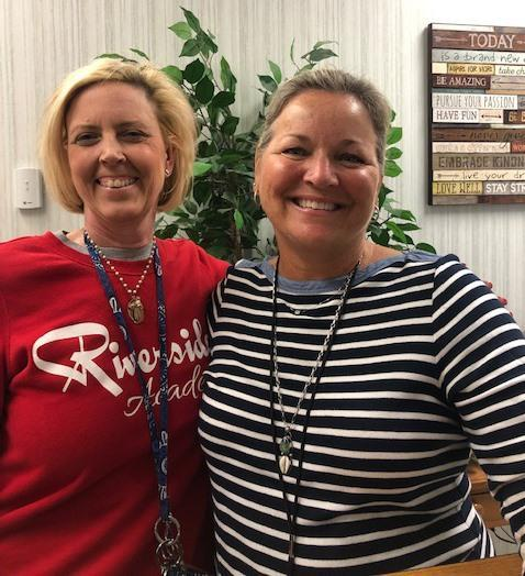 The Riverside Academy Employee of the Month is Viola Butts.