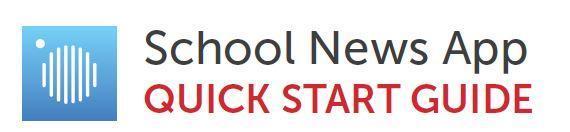 School News App Title Pic