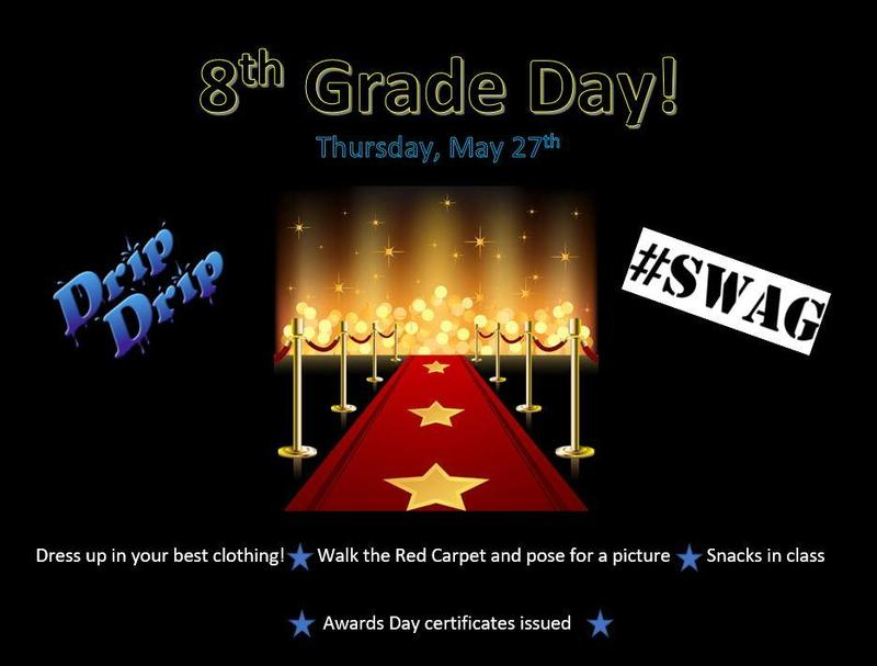 8th Grade Day! Featured Photo