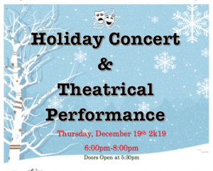 Holiday Performance Show